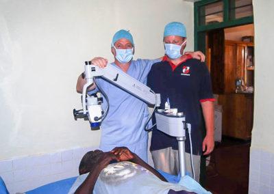 Eye Camp 2010 - Kwalukonge, Tansania