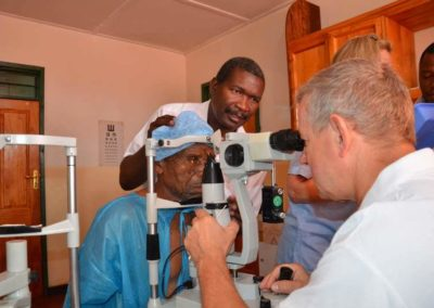 Eye Camp 2011 - Kwalukonge, Tansania