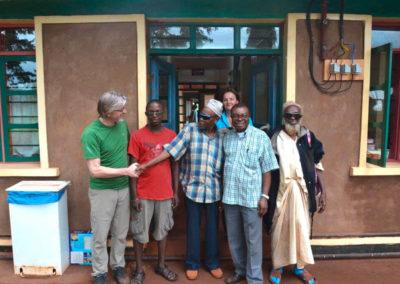 Eye Camp 2014 - Kwalukonge, Tansania