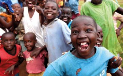 Unterstützung von Familien und Kindern in Kampala, Uganda