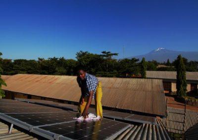 Photovoltaikanlage für das St. Joseph Hospital