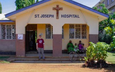 Photovoltaikanlage für das St. Joseph Hospital in Moshi, Tansania