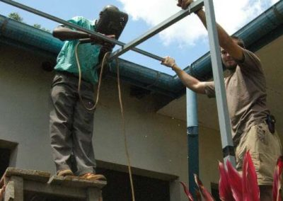 Strom für das Tumaini Health Center