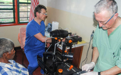 1. Eye Camp – Jänner 2010 – Kwalukonge, Tansania