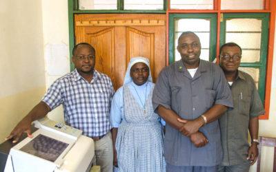9. Eye Camp – September 2016 – Kwalukonge, Tansania