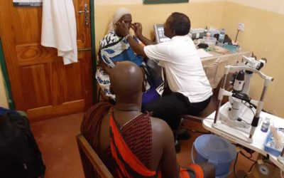 10 Jahre Eye Camps in Tansania